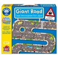 Giant Road Jigsaw -tiepalapeli